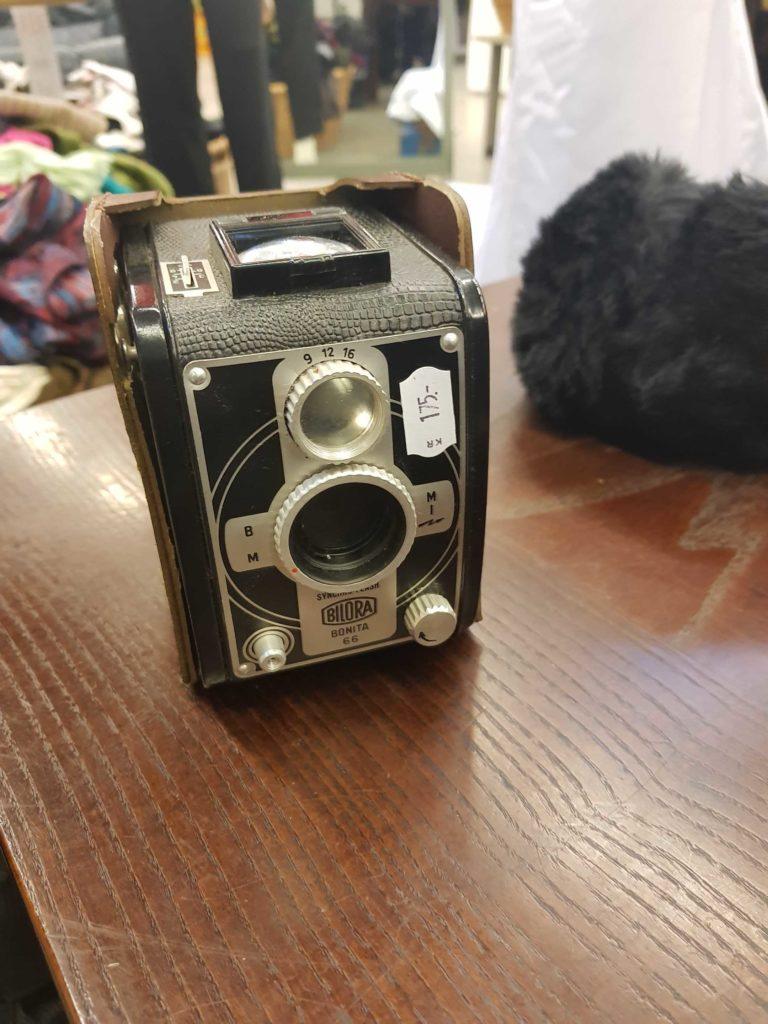 Challene #1: Yen's camera/ Credit: Yen