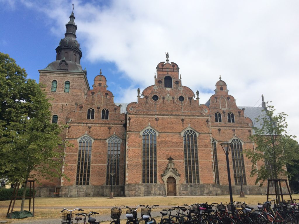 Kristianstad's Church/ Credit: Katharina