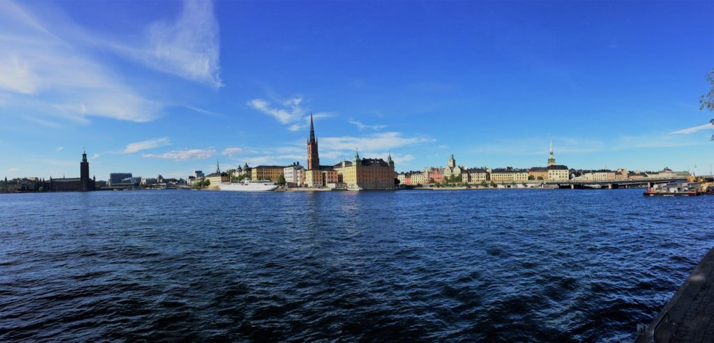 View on Gamla Stan and Riddarholmen/ Credit: Katharina
