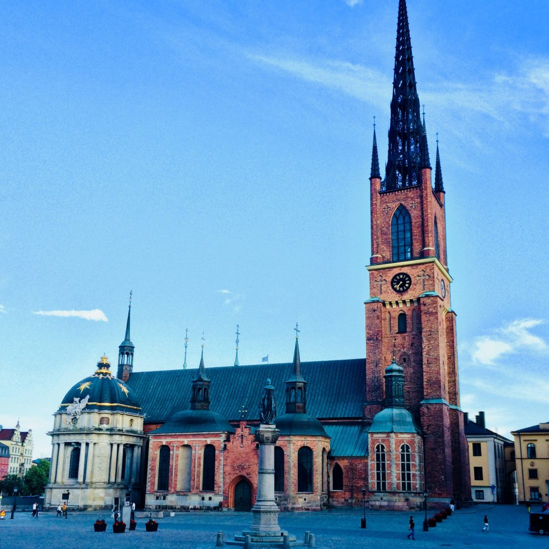 Church on Riddarholmen/ Credit: Katharina