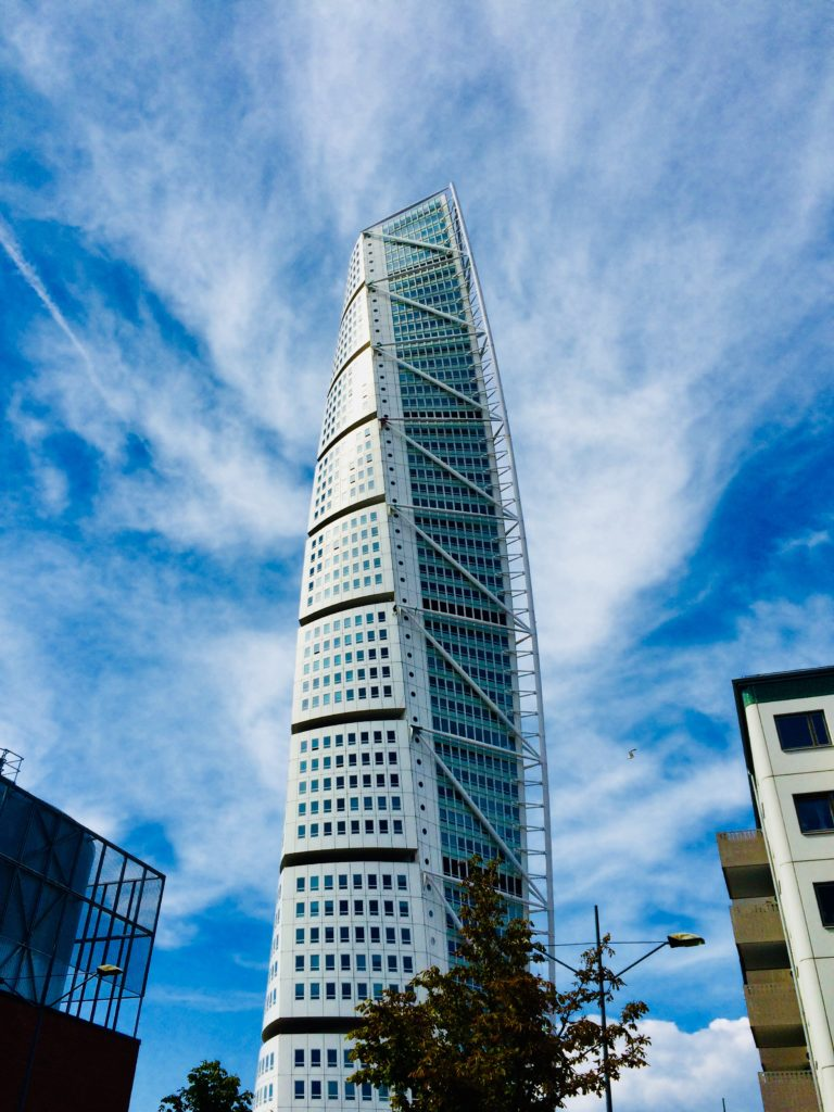 Turning Torso/ Credit: Katharina