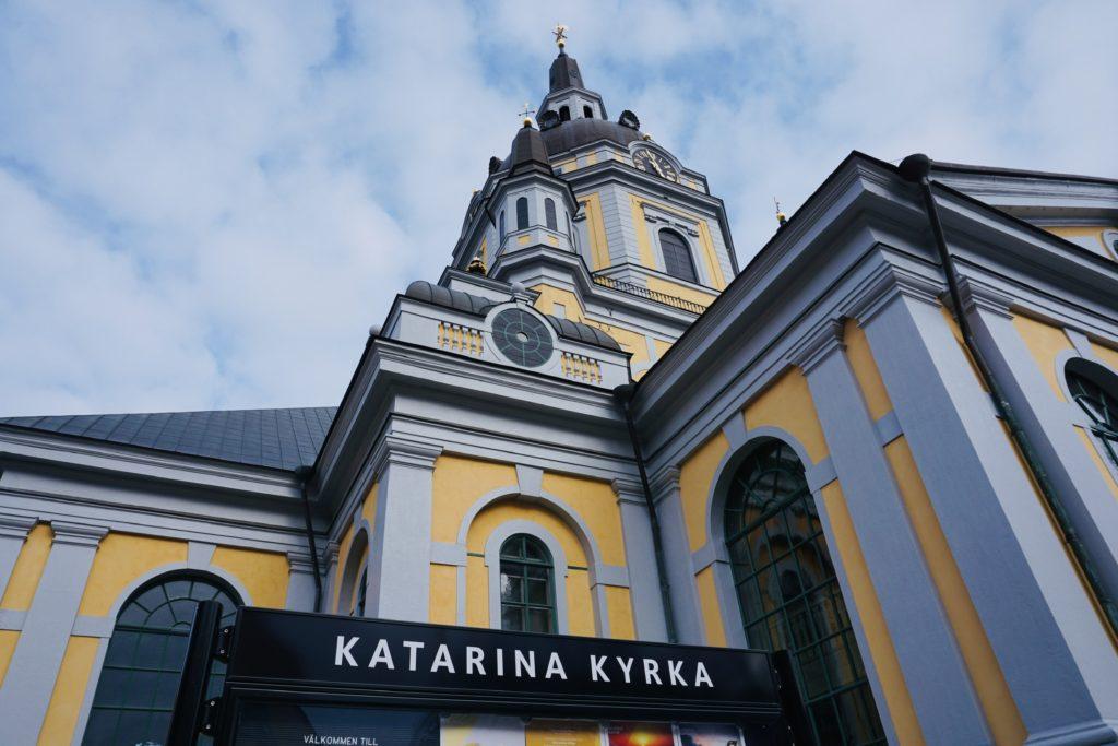 Katarina Church/ Credit: Katharina