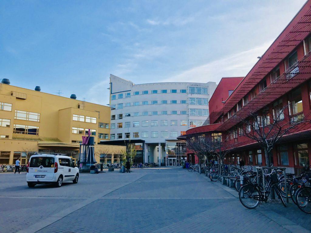 JU's campus/ Credit: Katharina
