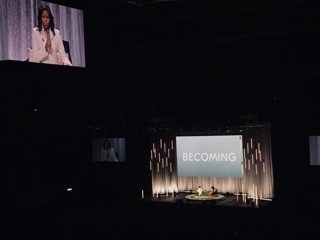 Michelle Obama - An Intimate Conversation/ Credit: Katharina