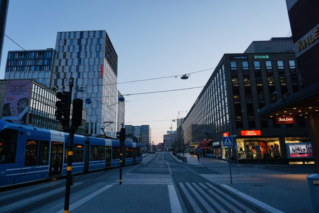 T-Centralen/ Credit: Katharina