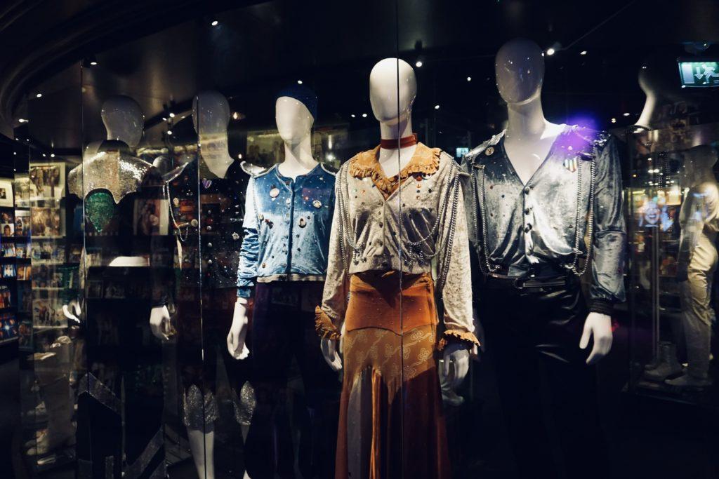 ABBA costumes/Credit: Katharina