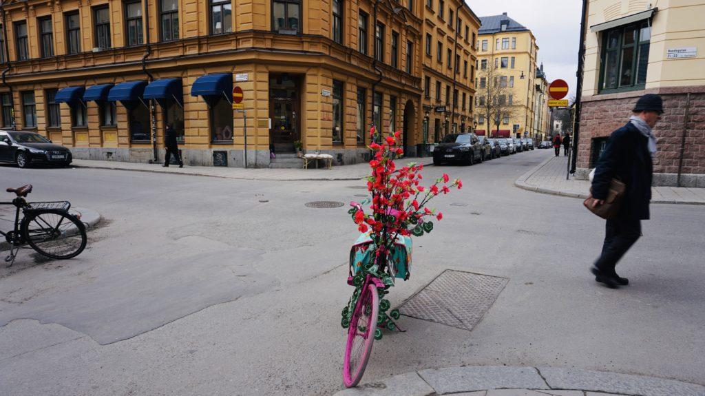 Street corner/ Credit: Katharina