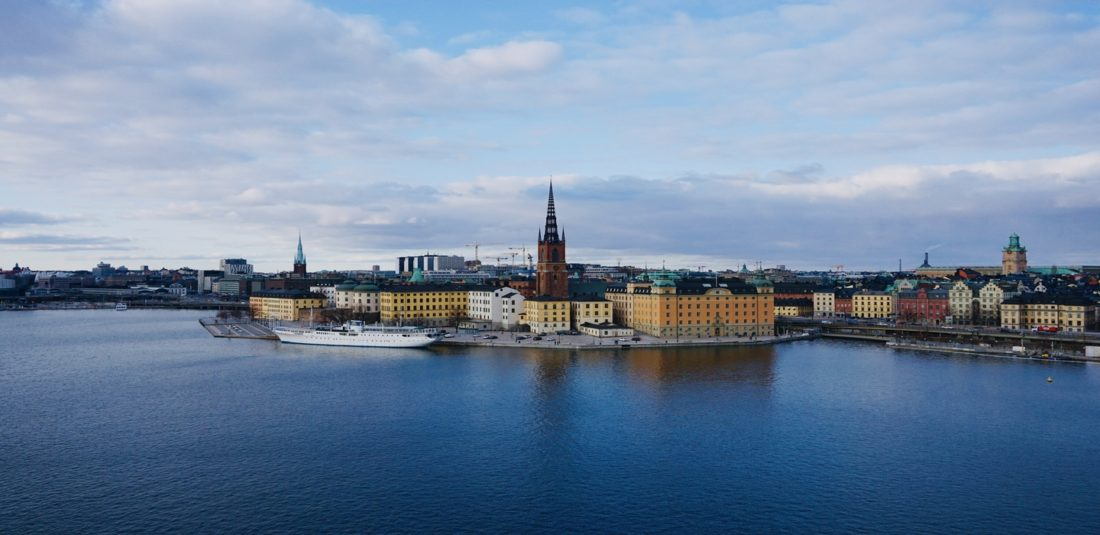 Stockholm/ Credit: Katharina