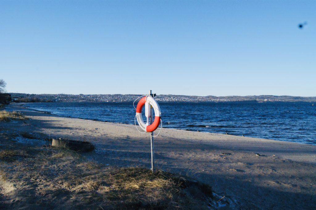 Lake Vättern/ Credit: Katharina
