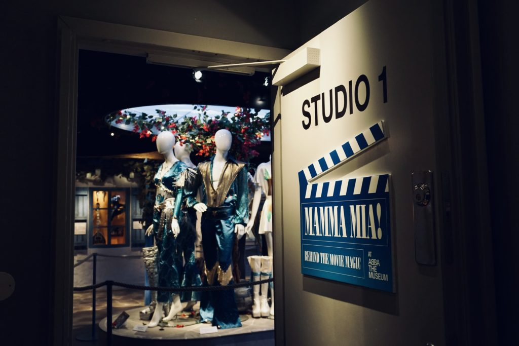 Mamma Mia exhibition at ABBA Museum/ Credit: Katharina