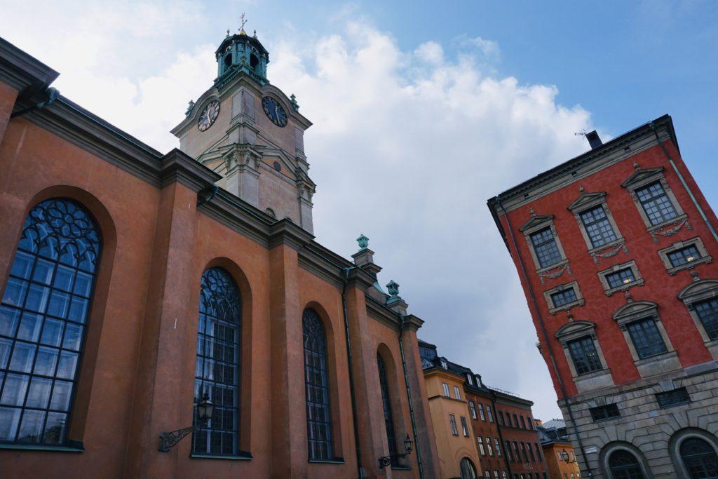 Storkyrkan (Stockholm Cathedral)/ Credit: Katharina
