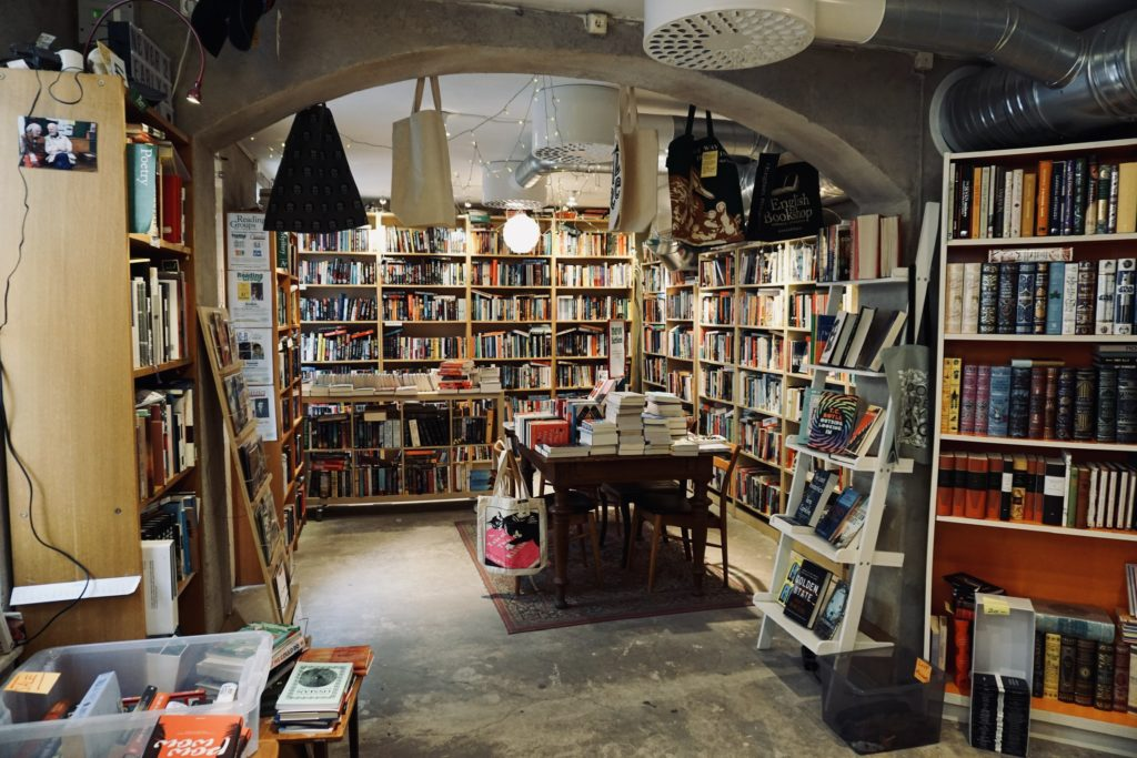 The English Bookshop/ Credit: Katharina