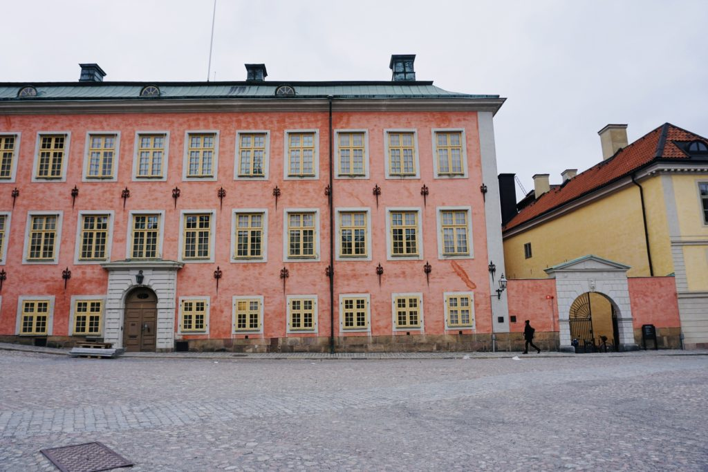 Stenbocks Palace (part of Svea Court of Appeal)/ Credit: Katharina
