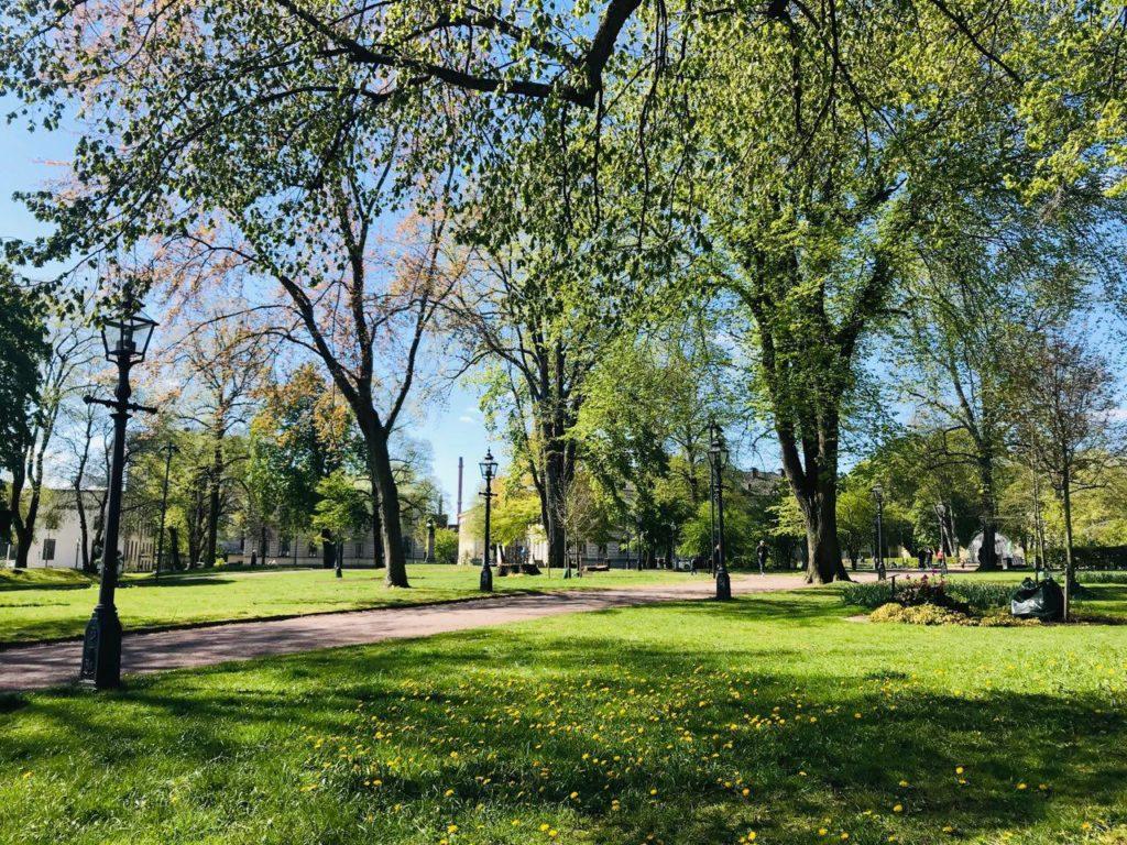 Rådhusparken Jönköping/ Credit: Katharina