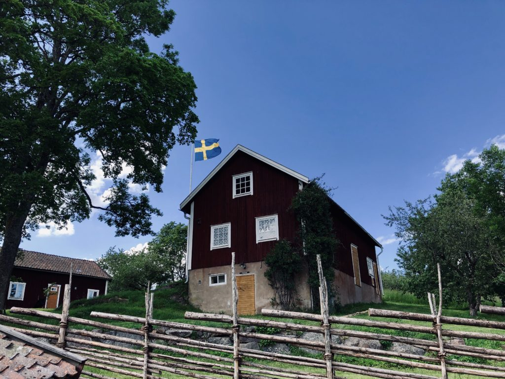 Swedish village/ Credit: Katharina