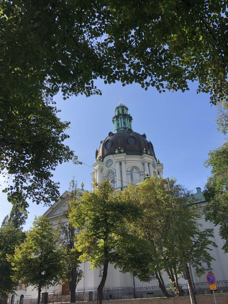 Church in Odenplan, Stockholm