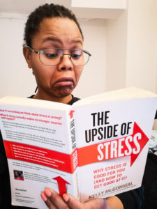 The Upside of Stress is a great book to change your mindset towards stress
