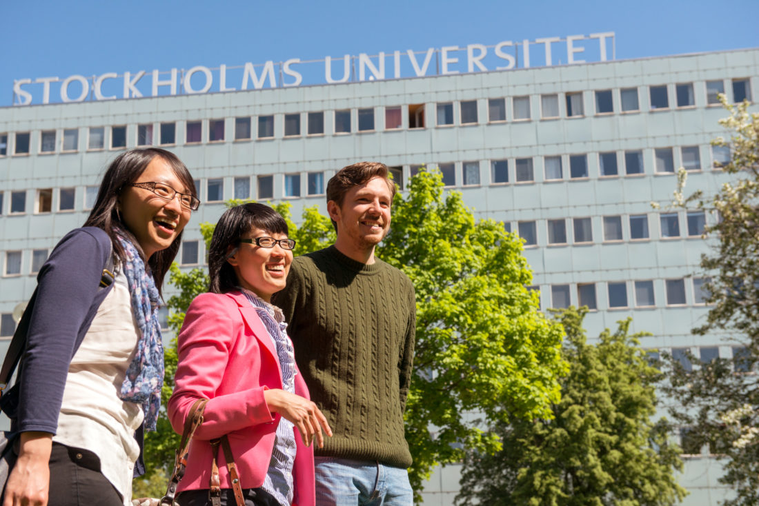 Scholars outside of Stockholm University