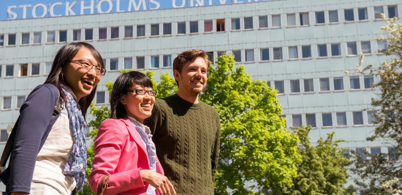 Scholars outside of Stockholm University
