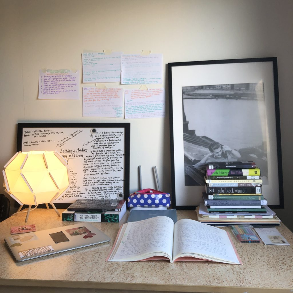Home study station