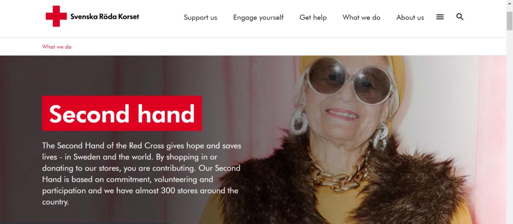 Röda Korset screenshot