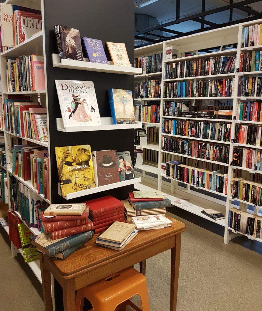 Erikshjälpen Borås Books