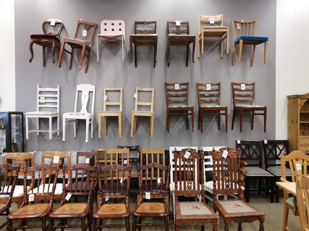 Erikshjälpen Borås Chairs