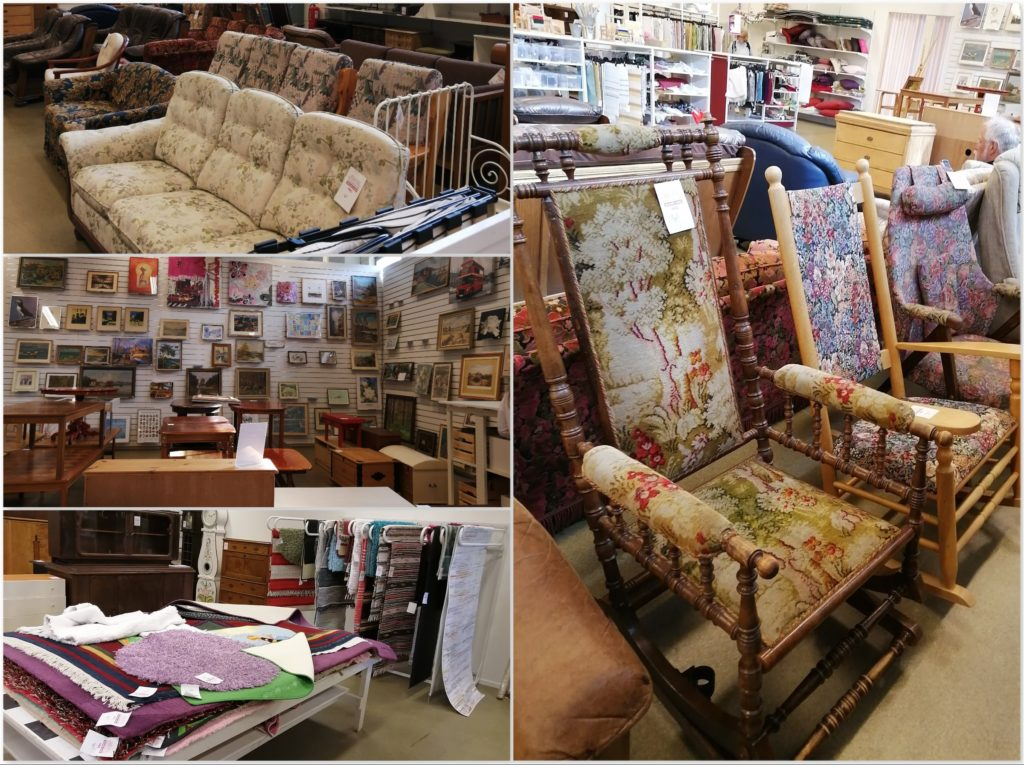 Erikshjälpen Borås Vintage Furniture